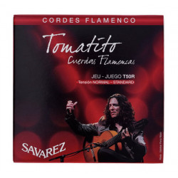 NYLONKIELISARJA SAVAREZ TOMATITO FLAMENCO NORMAL TENSION