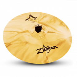 "SYMBAALI ZILDJIAN 17"" A CUSTOM CRASH"