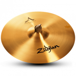 "SYMBAALI ZILDJIAN 17"" A MEDIUM THIN CRASH"