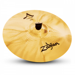 "SYMBAALI ZILDJIAN 18"" A CUSTOM CRASH"