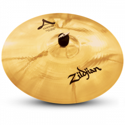 "SYMBAALI ZILDJIAN 18"" A CUSTOM FAST CRASH"