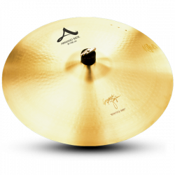 "SYMBAALI ZILDJIAN 19"" A ARMAND RIDE BAUTIFUL"