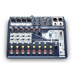 MIKSERI SOUNDCRAFT NOTEPAD12FX