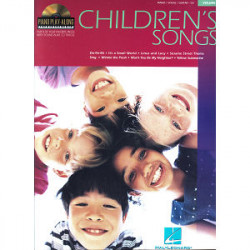 NUOTTI CHILDRENS SONGS +CD /PVG