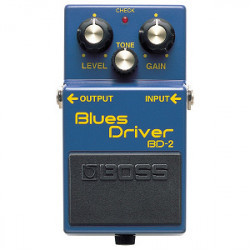 EFEKTIPEDAALI BOSS BD-2 BLUES DRIVER