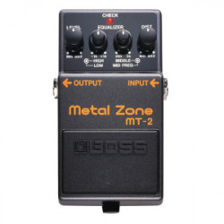 EFEKTIPEDAALI BOSS MT-2 METAL ZONE