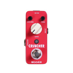 EFEKTIPEDAALI MOOER CRUNCHER DISTORTION