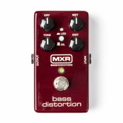 EFEKTIPEDAALI MXR BASS DISTORTION M85