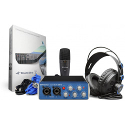 AUDIOINTERFACE PRESONUS AUDIOBOX USB 96 STUDIO