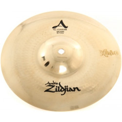 "SYMBAALI ZILDJIAN 10"" A CUSTOM SPLASH"