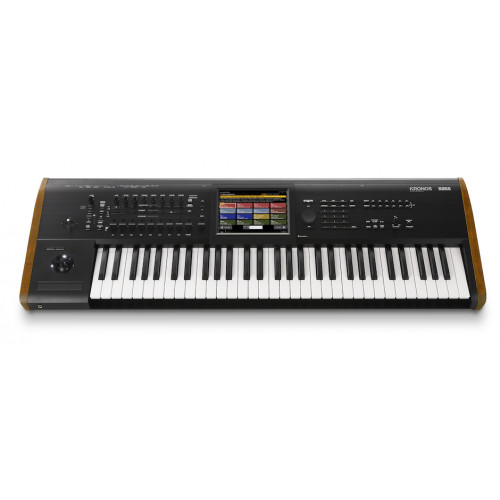 SYNTETISAATTORI KORG KRONOS2-61 WORKSTATION