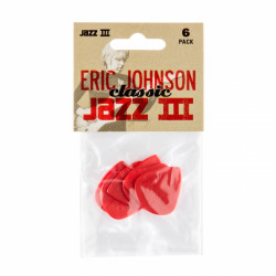 PLEKTRAPUSSI DUNLOP ERIC JOHNSON CUSTOM NYLON JAZZ III