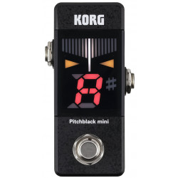 VIRITYSMITTARI KORG PITCHBLACK MINI