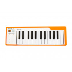 MIDIKEYBOARD ARTURIA MICROLAB-ORANGE USB CT
