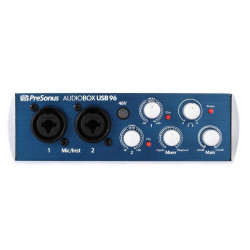 AUDIOINTERFACE PRESONUS AUDIOBOX USB 96