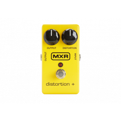 EFEKTIPEDAALI MXR M104 DISTORTION+