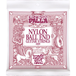 NYLONKIELISARJA ERNIE BALL 2409 BALL END