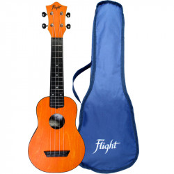 UKULELE FLIGHT TUS-35OR SOPRAANO TRAVEL