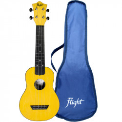 UKULELE FLIGHT TUS-35YW SOPRAANO TRAVEL