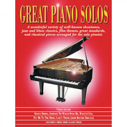 NUOTTI GREAT PIANO SOLOS: RED BOOK