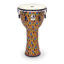 TOCA DJEMBE 14 KENTE CLOTH