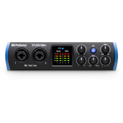 AUDIOINTERFACE PRESONUS 24 C