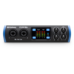 AUDIOINTERFACE PRESONUS 26 C