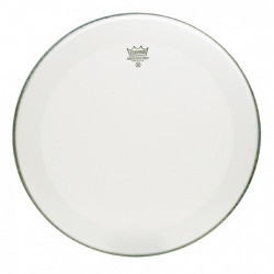 "RUMPUKALVO REMO 20"" POWERSTROKE 3 SMOOTH WHITE"