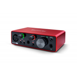AUDIOINTERFACE FOCUSRITE SCARLETT SOLO 3RD GENERATION