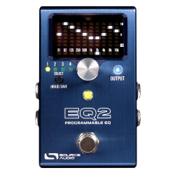 EFEKTIPEDAALI SOURCE AUDIO SA270 PROGRAMABLE EQ2