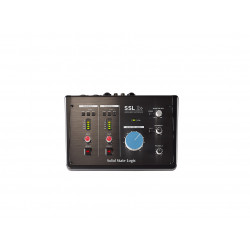 AUDIOINTERFACE SOLID STATE LOGIC SSL2+