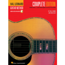 NUOTTI GUITAR METHOD COMPLETE EDITION HAL LEONARD