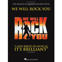 NUOTTI WE WILL ROCK YOU THE MUSICALBY QUEEN AND BEN ELTON